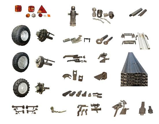 Reboques e carroçarias